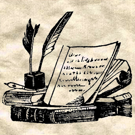 The Writerlad Journal - blog logo