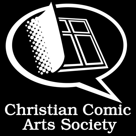 Christian Comic Arts Society Logo