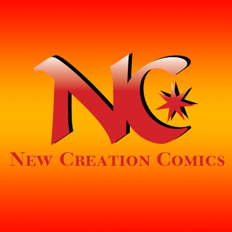 New Creation Comics logo